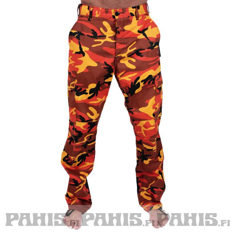 ac767871a7b583 Rothco Color Camo - Cargo Pants