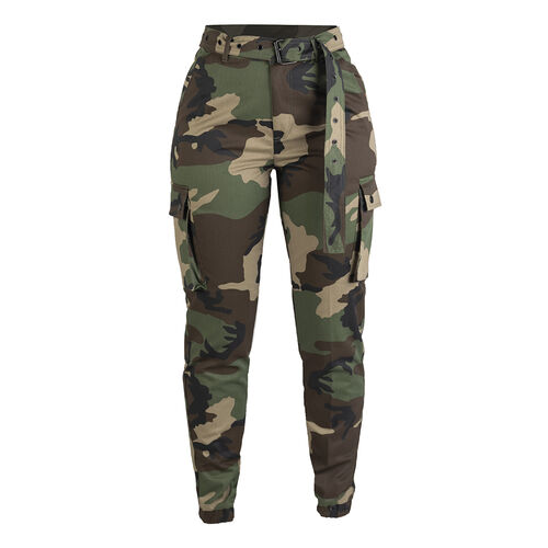 Ladies camo pants