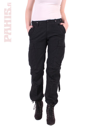 Brandit M65 - Women´s Cargo Pants, black