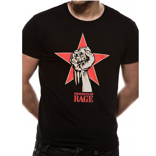 Prophets Of Rage Power Fist - T-shirt