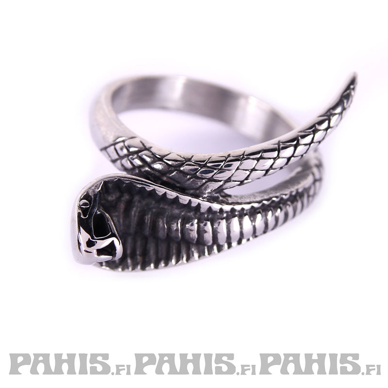 Steel ring - Cobra