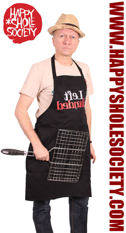 Left Handed-Apron